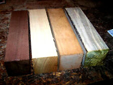 WALNUT, HONEY LOCUST, HICKORY, SYCAMORE TURNING BLANKS WOOD LUMBER 3 X 3 X 12