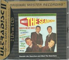 Searchers, The Sounds Like Searchers & meet the  2 on1 MFSL Gold CD mit J-Card