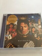 Michael Jackson Michael Very Rare Promo Cd Not For Sale Sticker