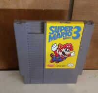 Super Mario Bros. 3 Nintendo NES cart only Tested