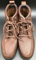 Justin Boots Chip Chukka Boots 991 Men's Size 11 PreOwned