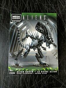 Mega Construx Black Series ALIENS Alien Queen 232 Piece NEW