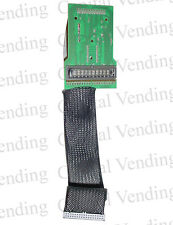National Vendors Vending Machine 147, 148, 474 Working Display with Ribbon Cable