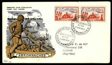 France & Colonies Military, War Cover Stamps