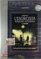 DVD  L'ESORCISTA VERSIONE INTEGRALE FILM HORROR WILLIAM FRIEDKIN  editoriale