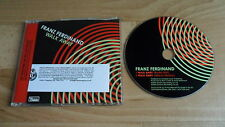 FRANZ FERDINAND - WALK AWAY  (RARE 2 TRACK PROMO CD SINGLE)