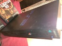 Sony PlayStation 2 Console Bundle with Games