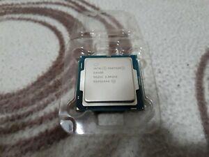 Intel Pentium G4400 - Never Used