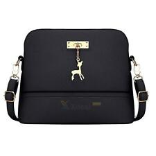 Vintage Women Leather Satchel Handbag Shoulder Tote Messenger Crossbody Hobo Bag