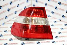 OEM BMW E46 2001-2006 3 SERIES SALOON REAR LIGHT CLUSTER E46 FACELIFT TAILLIGHT