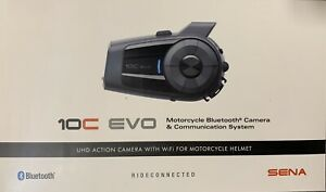 Sena 10C Evo Commincation System & 4K Camera 10C-EVO-01