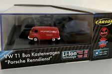 Carson 1 87 VW T1 Bus Kastenw. Porsche 2.4g RTR / 500504124