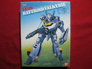Macross VF-1S Battroid Valkyrie 1:72 Bandai Model Kit Japan Vintage Robotech