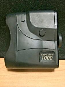 Bushnell Yardage Pro 20-1000 Laser Range Finder Binoculars