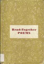 B0007EDVMS Read-together poems: An anthology of verse for choral reading in kin