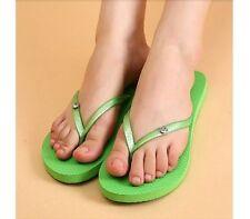 Flip Flops Standard Width (B) Rubber Shoes for Women