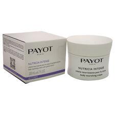 Nutricia Intense Body Nourishing Cream by Payot for Women - 6.7 oz Cream