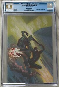 Amazing Spider-Man #798 CGC 9.9 Ross Virgin 1:100 Incentive | Red Goblin | 2018