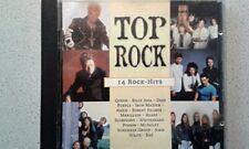 Top Rock-14 Rock Hits Queen, Scorpions, Whitesnake, Heart, Billy Idol, Ax.. [CD]