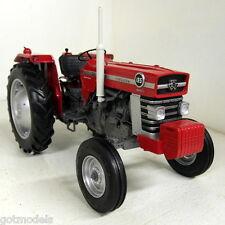UH 1/16 Échelle 4052 Massey Ferguson 165 MK3 RED DIECAST MODEL Farm tracteur