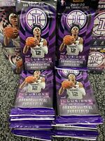 2019-2020 Panini Illusions Cello Pack Sealed BRAND NEW EXCLUSIVE! Ja + Zion Luka