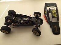VINTAGE TAMIYA GRASSHOPPER 2 RC CAR