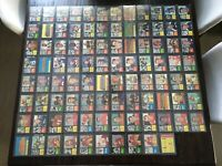 🏈1962 Topps Football 94 Card Lot Tarkenton RC Jimmy Brown High Value Cards🏈