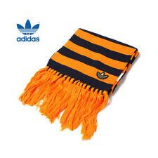 Mens Adidas Originals Striped Warm Winter Scarf Mens