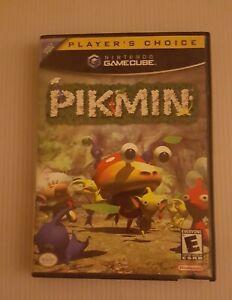 Pikmin Nintendo Gamecube no manual (Tested & Working)