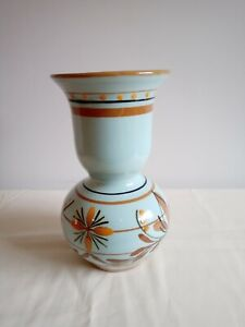 "Hartrox Pottery Stoneware Vase. Height 9"" VGC. No Damage. Circa 1955."