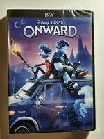 Onward Disney Pixar DVD Kids Movie Brand New Sealed Free Shipping
