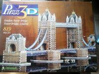 Wrebbit 3d Puzzle Londo Bridge