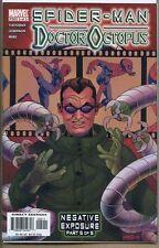 Spider-man Doctor Octopus Negative Exposure 2004 series # 5 near mint comic book