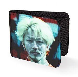ichi the killer wallet credit card art print cult film horror takashi miike