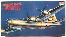 ACADEMY 1:72 AEREO BOEING B-29A SUPERFORTRESS BOCKS CAR   ART 2173