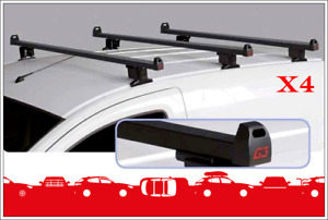 Set 4 Roof Bars Atlantic Fiat Ducato 08/2006- > Pitch Long Roof Medium