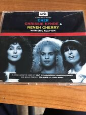 Cher, Chrissie Hynde & Neneh Cherry - Love Can Build A Bridge CD Single
