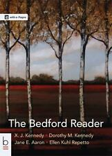 The Bedford Reader by Dorothy M. Kennedy, Jane E. Aaron, X. J. Kennedy and Ellen