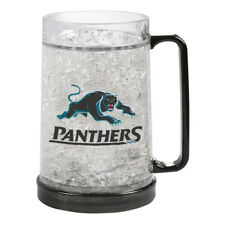 Penrith Panthers NRL Gel Ezy Freeze Beer Stein Frosty Mug Cup Man Cave Bar Gift