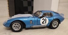 1 18 EXOTO COBRA DAYTONA DAN GURNEY # 21 GOODWOOD TT MIB RARE WITH DRIVER OVP