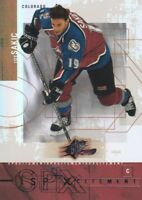 2000-01 SPx SPXcitement Hockey Cards Pick From List