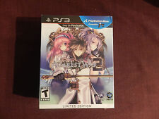 Record of Agarest War 2 Limited edition PS3