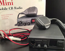 Vintage Radio Shack TRC-502, 40-Channel Mobile CB Radio NEW In Box