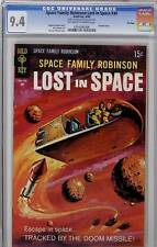 CGC (GOLD KEY) SPACE FAMILY ROBINSON, LOST IN SPACE #34 NM 9.4 006