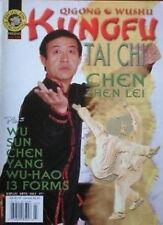 7/99 WUSHU QIGONG KUNG FU MAGAZINE CHEN ZHENN LEI BLACK BELT KARATE MARTIAL ARTS