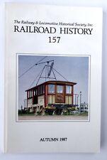 The Railway and Locomotive Historical Society - Railroad History #157