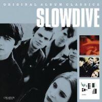 "SLOWDIVE ""ORIGINAL ALBUM CLASSICS"" 3 CD NEU"