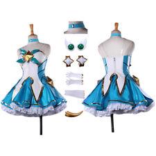 League of Legends Star Guardian Soraka Cosplay Costume