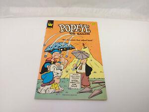 Popeye The Sailor #170 (1982) Whitman