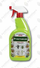 Pyrethrum Insect Spray 1L RTU Multicrop Insecticide Safe Pest Control